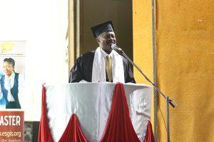 Marcel Macy AKAKPO, Président du Conseil d'Administration de l'ESGIS