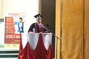 Professeur BOUTAMO, Vice-Recteur de Swiss UMEF University